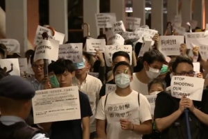 Hong Kong preparing for more large-scale protests amid calls for Chief Executive Carrie Lam to resign