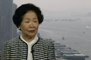 Drop the bill, says Hong Kong ex-leader Anson Chan