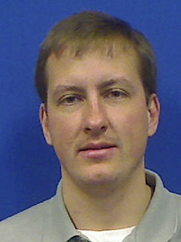 In this undated photo made available by the City of Virginia Beach, Va., shows Alexander Mikhail Gusev. Gusev was one of twelve people killed in a shooting Friday, May 31, 2019, at a Virginia Beach municipal building. Gusev was a right-of-way agent with the public works department. (City of Virginia Beach via AP)