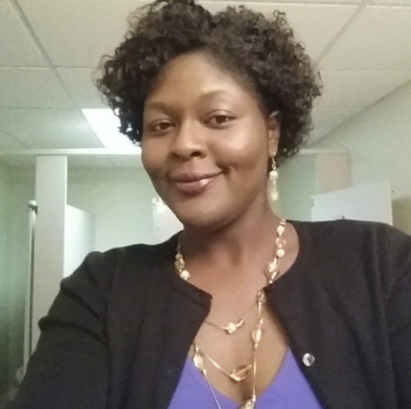 In this undated photo made available by the City of Virginia Beach, VA., shows Laquita C. Brown. Brown was one of twelve people killed in a shooting Friday, May 31, 2019, at a Virginia Beach municipal building. Brown was a right-of-way agent in the public works department. (City of Virginia Beach via AP)
