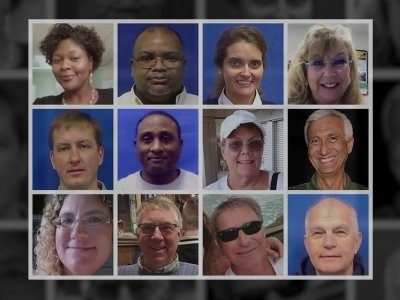 12 people were killed in a shooting Friday at a Virginia Beach municipal building. On Saturday, city officials named them, and showed their photos. (June 1)