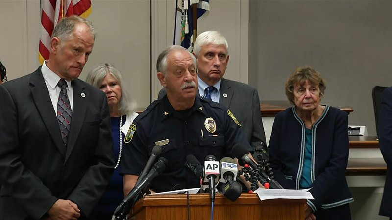 The city manager of Virginia Beach, Virginia told reporters that the suspected gunman in Friday's massacre that killed 12 had notified a superior of his intention to resign by email. Authorities are still trying to determine an exact motive in the shooting. (June 2)