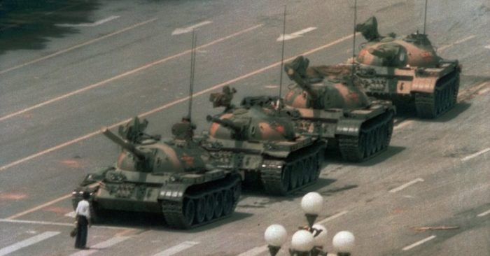 A look at key events in the 1989 Tiananmen Square protests