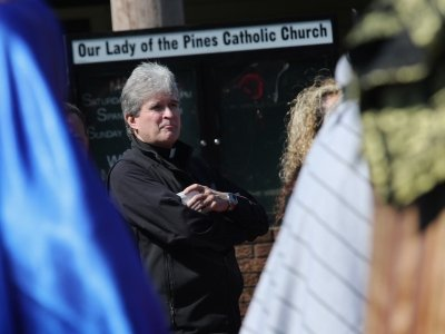 Laura Pontikes says her priest groomed her into a sexual relationship, absolving her of adultery while seeking big donations. And she says the man responsible for the U.S. church's response to clergy abuse reneged on promised punishment.  (June 4)