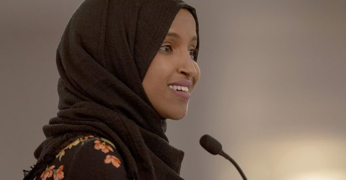 Rep. Omar filed joint tax returns before she married husband