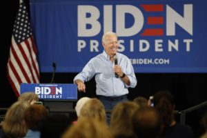 Biden balances middle-class appeal with ritzy fundraisers