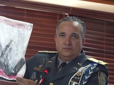 Six suspects, including the alleged gunman, have been detained in the shooting of Ortiz, the Dominican Republic's chief prosecutor said. Authorities have declined to give a motive for the shooting at a popular Santo Domingo bar Sunday night. (Jun 12)