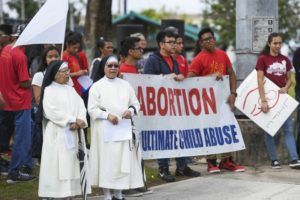 With nearly 43 million, abortion is the No. 1 cause of death globally