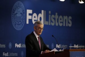 Fed likely to leave rates alone but signal readiness to cut