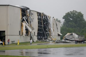 Weather Service confirms 9 tornadoes in central Indiana