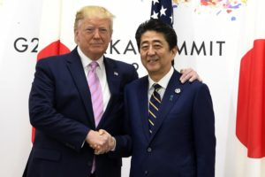 President says new trade deal with Japan a 'really tremendous deal' for the US