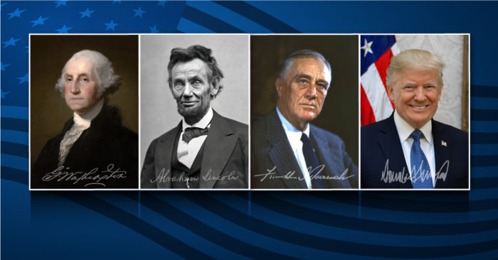 Lessons about leadership skills from outstanding US presidents