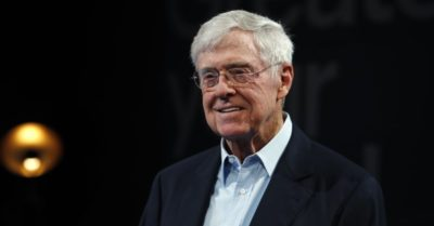 David Koch, billionaire and conservative philanthropist, dies at 79