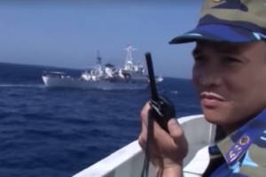 With simultaneous military exercises, the CCP increases tensions in the 4 seas off China