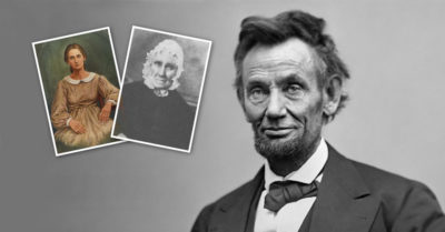 Two women nurtures the talent of President Lincoln