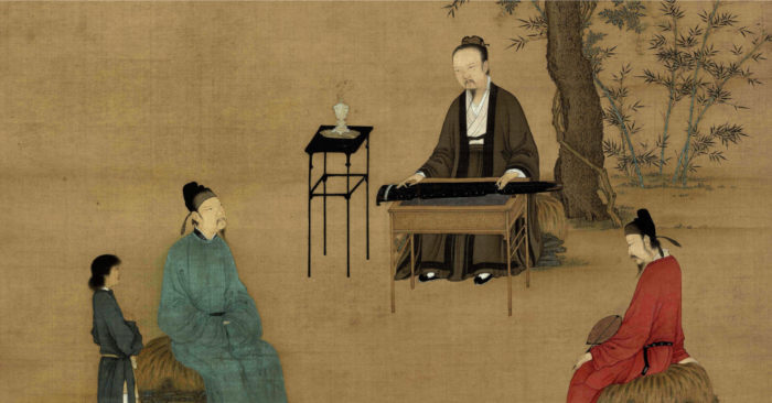 The Healing Power of Ancient Chinese Music