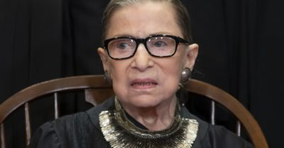 Supreme Court Justice Ginsburg treated for pancreatic cancer