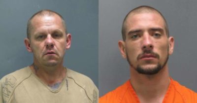 2 inmates taken into custody after escaping Liberty County jail