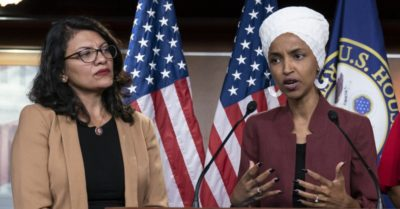 White House responds to Omar claim of 'cruel reality of the occupation' in Israel