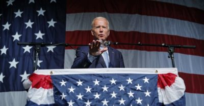 Joe Biden says voters should not vote for him if worried about his age