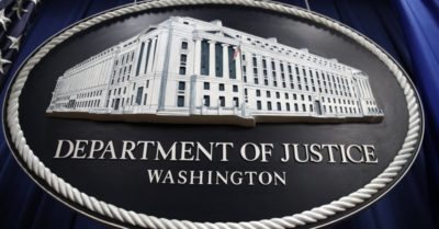Record high in immigration-related offenses announced by DOJ