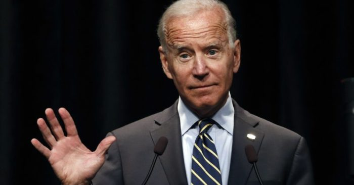 Joe Biden fires back at Donald Trump over repeated Ukraine accusations