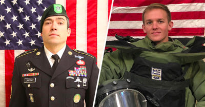 2 Members of the U.S. military killed in Afghanistan