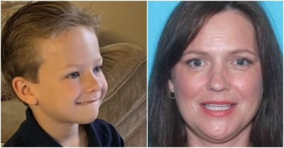 Boy and his mom at center of amber alert found dead in Waxahachie parking garage, Texas