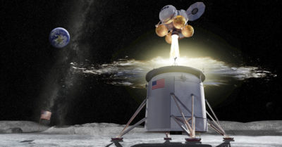 NASA picks Alamaba's 'Rocket City' for lunar lander job