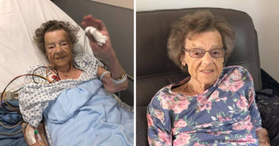93-year-old grandma died from broken heart syndrome after being robbed in her home