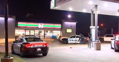 'Cowboy' 7-Eleven clerk ties up armed robbery suspect