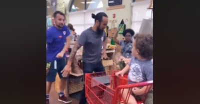 Trader Joe's employees go viral after dancing and singing to stop a toddler's tantrum