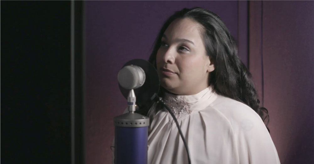 The Incredible Story and Voice of Mika Hale