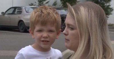 Mom says couple claimed to be CPS and tried to take her 4-year-old son