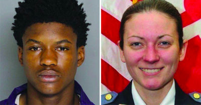Dawnta Harris sentenced to life in prison in Baltimore County Officer Amy Caprio's death