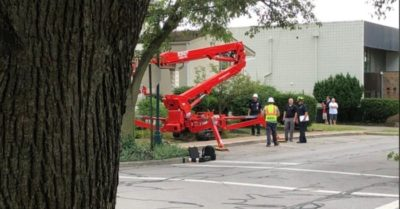 24-year-old man dies after being electrocuted by power line while trimming trees in Gahanna, Ohio