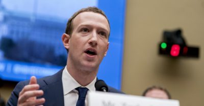 Trump and Zuckerberg held 'constructive meeting' at White House about internet regulation