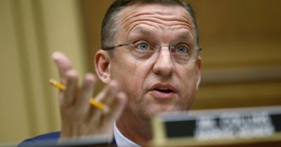 Rep. Doug Collins grills Democrat counsel over phone numbers subpoena