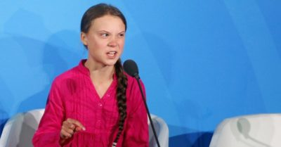 'So ridiculous': President Trump says Greta Thunberg Time Person of the Year