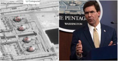 Pentagon announces measures to deter Iran after Saudi oil facility attacks