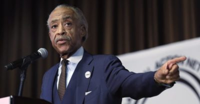 Sharpton says he still can't understand why evangelicals, Christians 'enthralled' with Trump