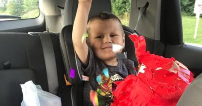 Five-year-old Lancaster boy dies after cancer returns for a third time