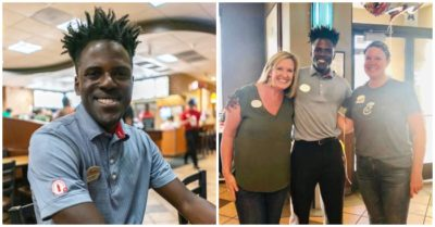 South Bay Chick-fil-A employee celebrated as a hero for saving man's life: 'God placed me' there
