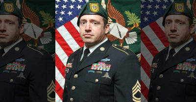 Green Beret killed by small arms fire in combat in Afghanistan identified: 'He was a warrior'