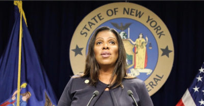 National Rifle Association launches counter lawsuit against Democratic NY AG Letitia James