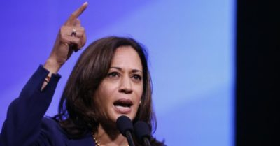 Kamala Harris says if elected she will force citizens to turn in their assault weapons