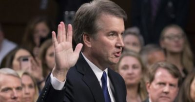 New York Times forced to apologize for controversial tweet against Kavanaugh