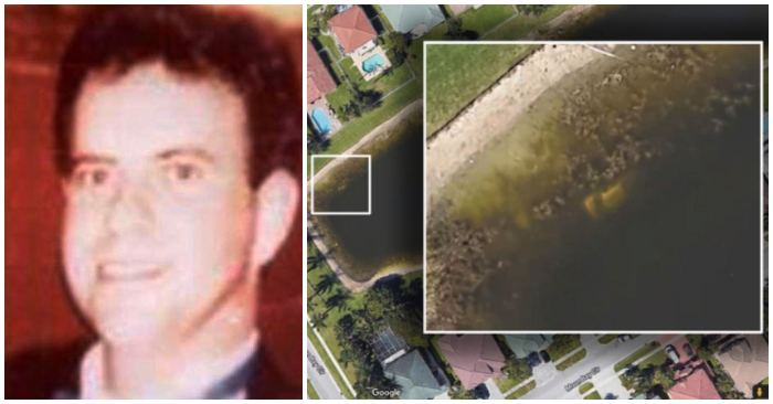 Remains of man missing since 1997 found after resident's Google Earth search