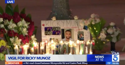Vigil held for man killed during a bar fight in Santa Fe Springs, California