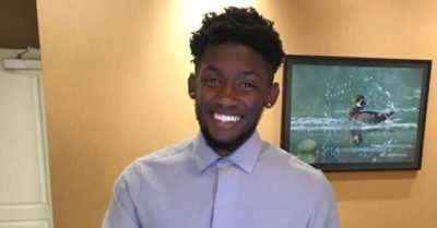 Texas college student running hotel solo for 32 hours during Tropical Storm Imelda